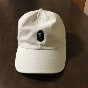 Bape logo dad hat